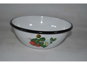 "обложка Bowl ""Wild Strawberry"" V0305 / 0.6L 2zeml от интернет-магазина Книгамир"